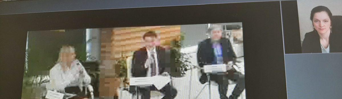 Онлайн совещание главных внештатных педагогов-психологов субъектов РФ