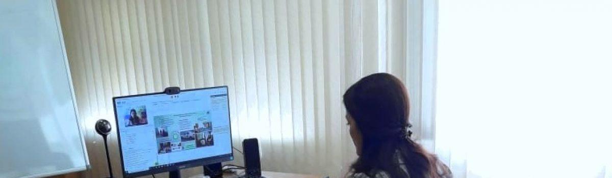 Онлайн родительское собрание  «Психолого-педагогическое сопровождение детей в период летних каникул»  для родителей Лебедянского муниципального района