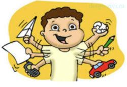 вебинар для родителей «Если у вас СДВГшка».